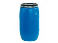120 litres drum for dangerous goods transport (plastic)